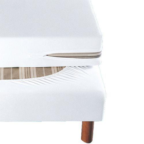 La redoute interieurs Pokrowiec na materac z fozciągliwego dżerseju, z powłoką antyroztoczową