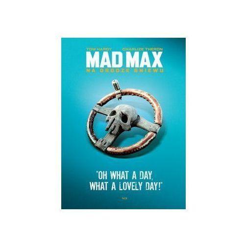 MAD MAX: NA DRODZE GNIEWU (DVD) ICONIC MOMENTS (Płyta DVD)