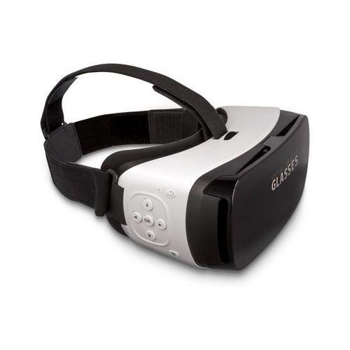 Forever Okulary 3d okulary 3d vrb-300 forever z wbudowanymi przyciskami sterującymi - gsm022093 darmowy odbiór w 21 miastach! (5900495487155)