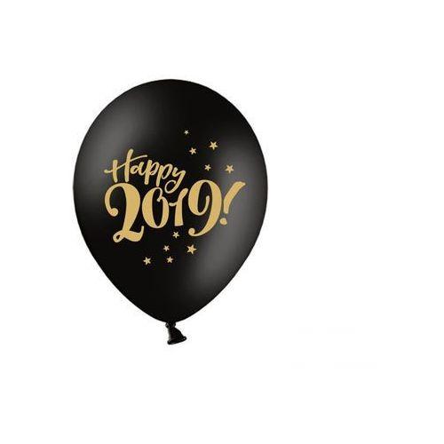 Party deco Balony happy 2019! - 30 cm - 6 szt.