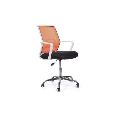 Fotel biurowy B141-1, B141-1 orange/black