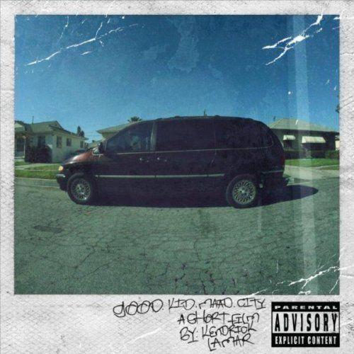 Universal music polska Kendrick lamar - good kid, m.a.a.d city (deluxe)
