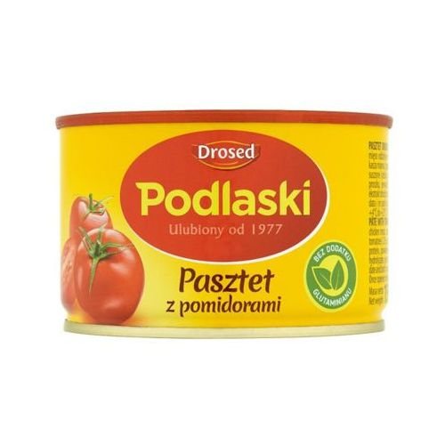 DROSED 155g Pasztet podlaski pomidorowy