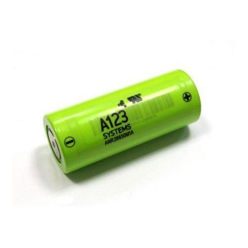 Akumulator A123 2.5Ah 8.3Wh LiFePO4 3.3V [ANR26650M1B] - oferta (05c4de4d93ef938c)