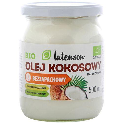 INTENSON Bio Olej Kokosowy Rafinowany 500 ml - oferta [550b2a7c27216783]