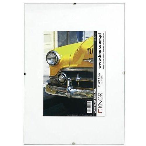 Antyrama Knor 40x50 cm szkło - oferta [051cdda4cff3353f]