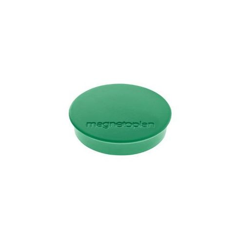 Magnesy discofix standard 0.7 kg 30mm 10szt zielon marki Magnetoplan