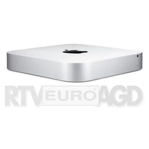 Apple Mac mini QC i5-4260U 4GB 500GB OS X 10.10 - produkt w magazynie - szybka wysyłka! - oferta (15e524748781a578)