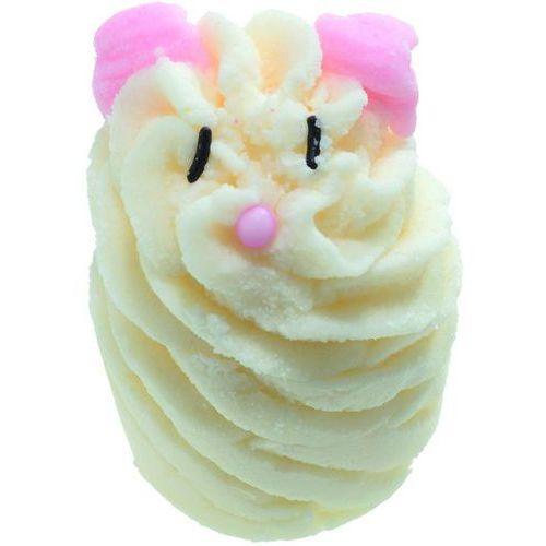 Bomb Cosmetics White Chocolate Mouse | Kremowa babeczka do kąpieli (77777721)