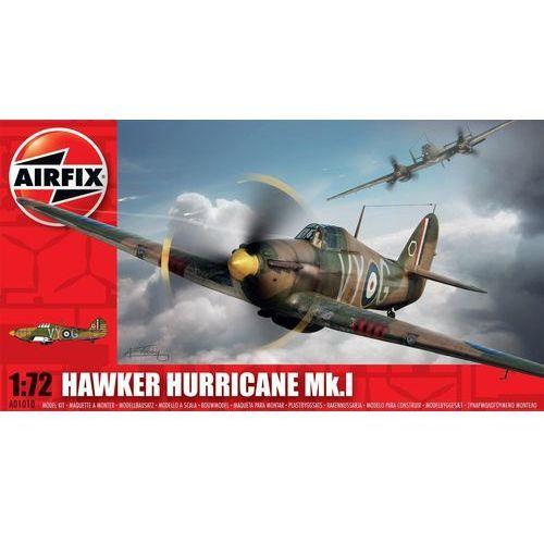 Hawker hurricane mkl - darmowa dostawa od 199 zł!!! marki Airfix