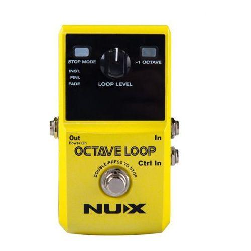 Nux octave loop - efekt gitarowy