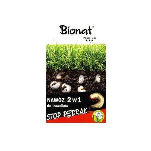 Nawóz do Trawników 2w1 STOP PĘDRAK! Bionat 0,9kg (5901583910876)