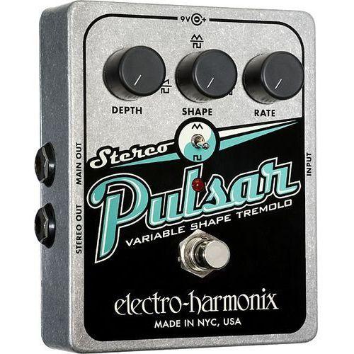 stereo pulsar marki Electro-harmonix