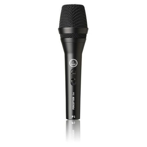 p5s mikrofon dynamiczny marki Akg