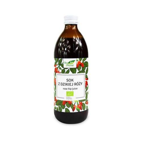 500ml sok z dzikiej róży bio marki Bio planet