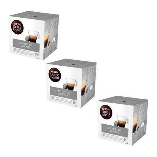 Nescafe dolce gusto ristretto barista 3 x 16 kapsułek (7613036867580)