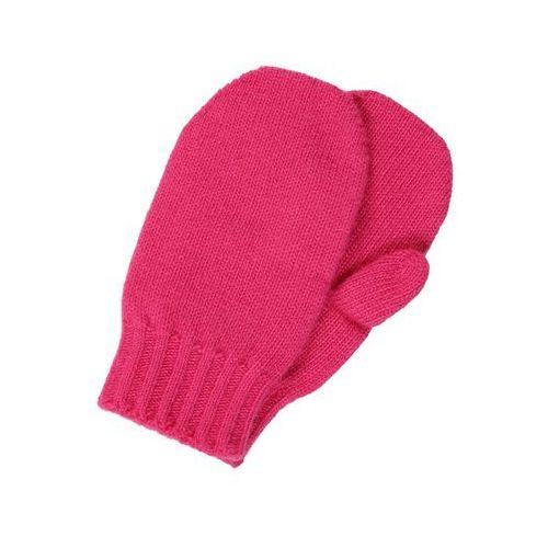 Benetton GLOVES GIRL BASIC Rękawiczki z jednym palcem pink, kolor różowy