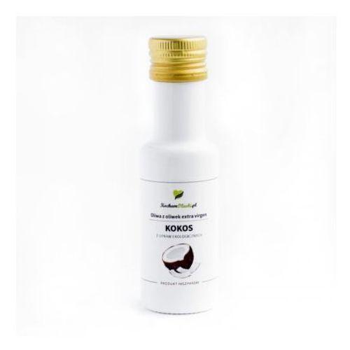 Oliwa z oliwek z kokosem BIO 100ml, OLIWA006