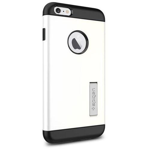 Sgp - spigen Oryginalne etui obudowa spigen sgp slim armor shimmery white dla iphone 6 plus 5.5
