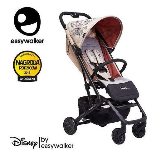 Disney by buggy xs wózek spacerowy z osłonką przeciwdeszczową minnie ornament marki Easywalker