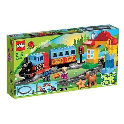 LEGO DUPLO. Mój pierwszy pociąg 10507 (5702015153577)