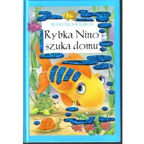 Rybka Nino szuka domu, książka w oprawie twardej