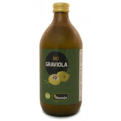 BIO Graviola puree (500 ml) Hanoju, 6E06-71166