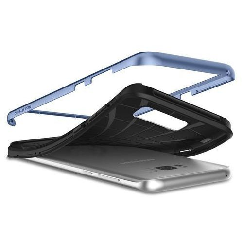 Spigen Neo Hybrid 571CS21650 Samsung Galaxy S8+ (niebieski), kolor niebieski