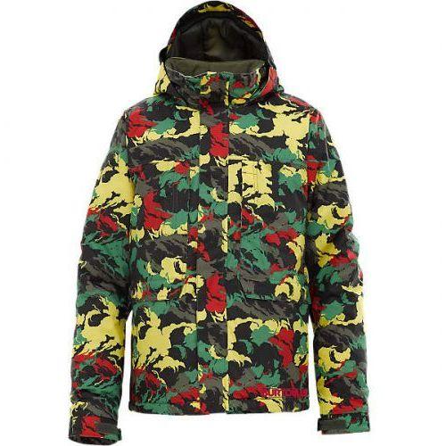 Kurtka snowboardowa Burton Sludge rasta clouds 2011/2012 kids - produkt z kategorii- kurtki dla dzieci
