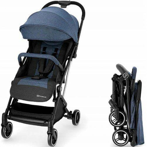 Kinderkraft wózek sport indy denim (5902533912568)