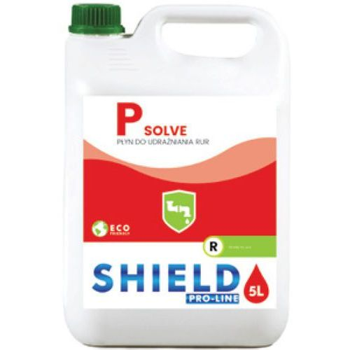 Udrażniacz do rur | p-solve | 5l marki Shield chemicals