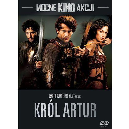 Król artur (dvd) - antoine fuqua od 24,99zł darmowa dostawa kiosk ruchu marki Galapagos