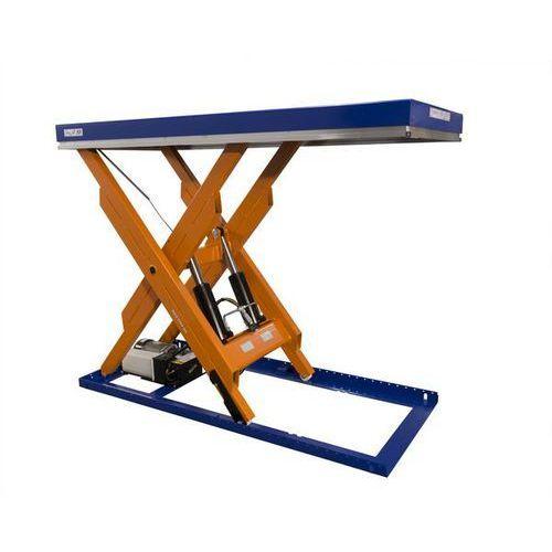 Kompaktowy stół podnośny,nośność 2000 kg marki Unbekannt