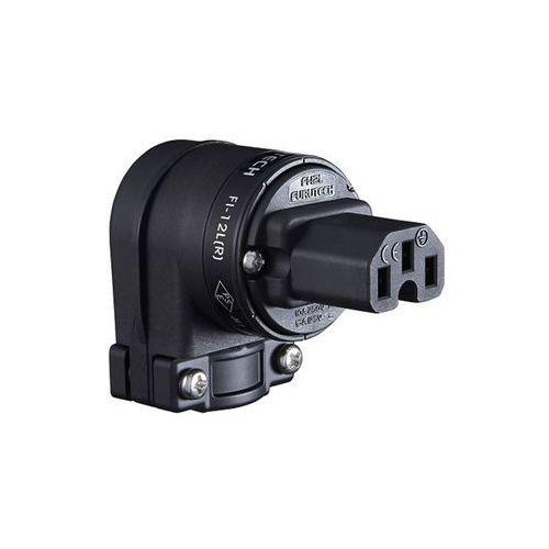 Furutech FI-12L (R) - wtyk kątowy IEC C15 - IEC C15