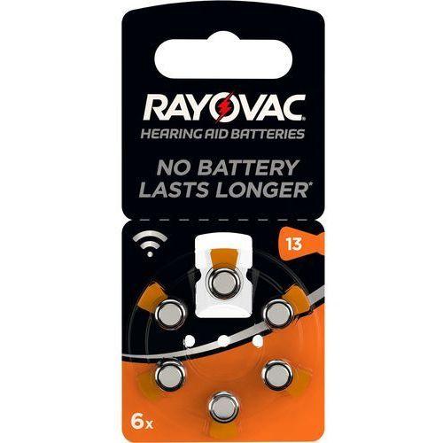 Baterie Słuchowe Rayovac Special 13 (5000252003199)