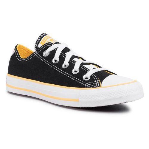 Converse Trampki - ctas ox 167175c black/amarillo/whi
