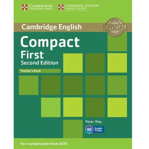 Compact First 2nd Edition. Książka Nauczyciela (2014)