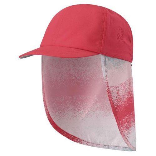 dziecięcy kapelusz przeciwsłoneczny alytos uv 50+ red 48 czerwony marki Reima