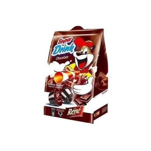 Rene dolce gusto super drink chocolate - 16 sztuk