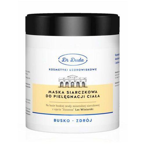 Dr duda Buska maska siarczkowa - (pojemność: buska maska 500ml) (5902814100059)