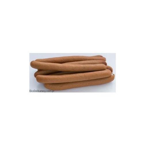 Parówki wieprzowe naturalne bio (250 g) marki Wasąg