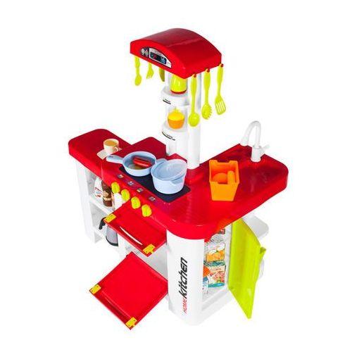 Kuchnia dla małego kucharza - piekarnik, lodówka, kran, woda 889-64 marki Kindersafe