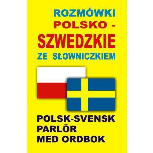 Rozmówki polsko-szwedzkie ze słowniczkiem, oprawa broszurowa