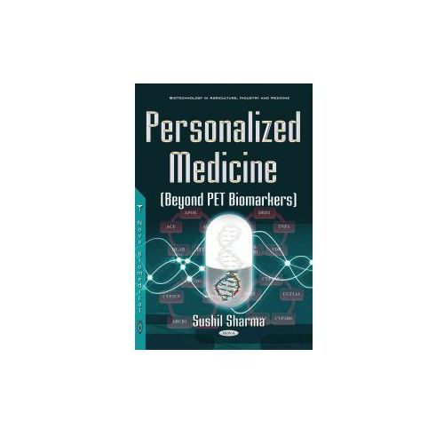 Personalized Medicine (Beyond PET Biomarkers) (9781634853248)