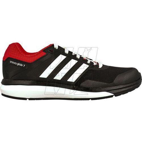 Buty biegowe adidas supernova glide 7 k Jr B26756 z kategorii obuwie dziecięce