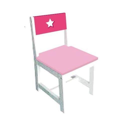 Atmosphera créateur d'intérieur Krzesło dziecięce - kolor różowy