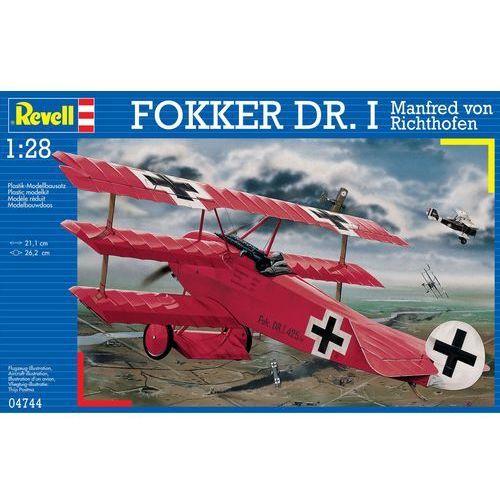 REVELL Fokker Dr.I 'Rich thofen' (4009803047447)
