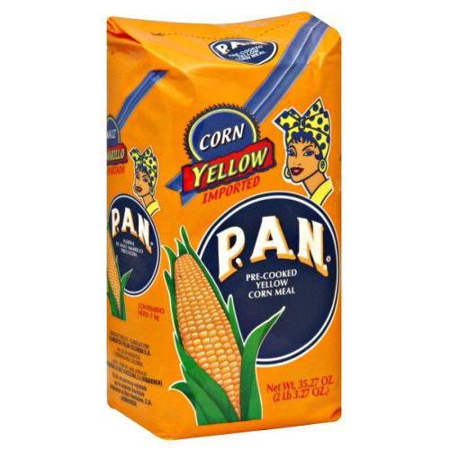 P.a.n. Mąka kukurydziana żółta pan 1kg