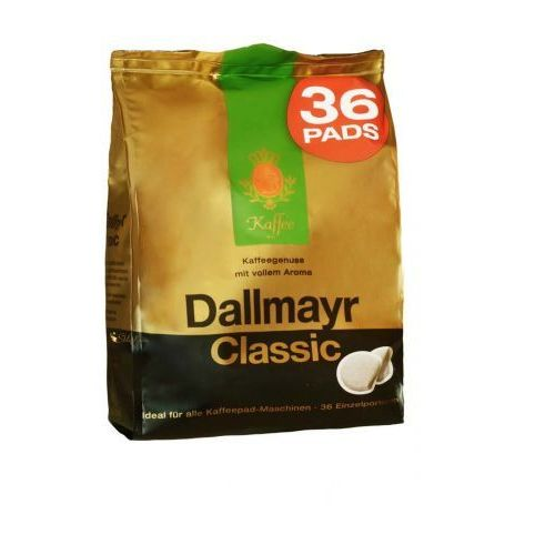 Dallmayr classic senseo pads 36 szt.