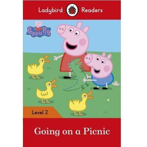 Peppa Pig: Going On A Picnic - Ladybird Readers Level 2 (2016)